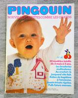 Magazine tricot Pingouin n°40 - Layette (Vintage)
