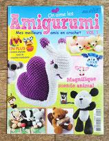 Magazine On aime les amigurumis 1