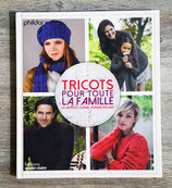 NEUF - Livre Tricots pour toute la famille - 50 modèles