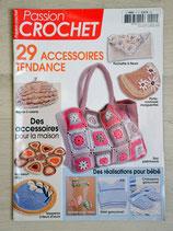 Revue Passion Crochet 15 - 29 accessoires tendance