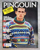 Magazine Pingouin n°72 - Spécial homme (Vintage)