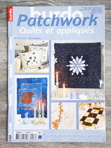Magazine Burda patchwork et appliqués n°16 - Hiver