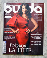 Magazine Burda de novembre 2009 (n°119)