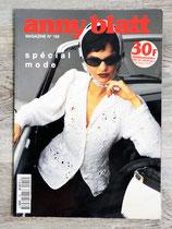 Magazine tricot Anny Blatt n°155 - Spécial mode