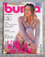 Magazine Burda de mars 2003 (n°39)
