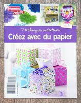 Livre 7 techniques à décliner - Créez avec du papier