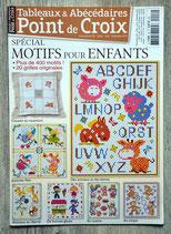 Magazine Point de croix - Spécial motifs pour enfants