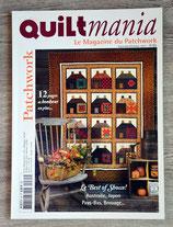 Magazine Quiltmania n°85