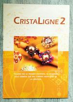 Livre CristaLigne n°2 - fabrication de bijoux en perles