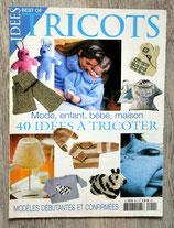 Magazine idées tricots - Best of
