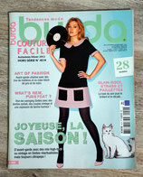 Magazine Burda Couture facile automne-hiver 2012 n°40H