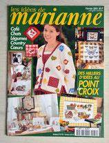 Magazine Les idées de Marianne - février 2001