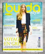 Magazine Burda de août 2014 (n°176)
