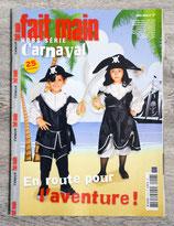 Magazine Fait Main Hors série n°27 -  Spécial carnaval