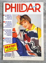 Magazine Phildar Mailles 123 - Hiver (Tricot)