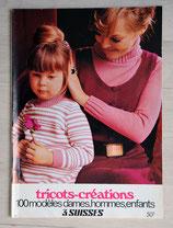Magazine tricots créations - 3 Suisses