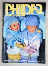 Magazine Phildar Mailles enfants 77
