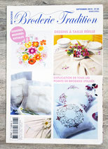 Magazine Broderie Tradition n°43 - Septembre 2015