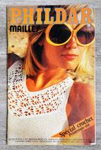Magazine Phildar mailles n°29 - Printemps-été