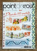 Point de croix magazine 4 - Hors série 100 motifs