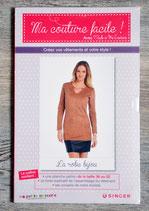 Patron Ma couture facile ! 23 - La robe bijou
