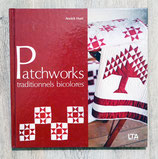 Livre Patchworks traditionnels bicolores