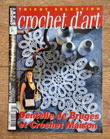 Magazine Tricot sélection - Crochet d'art 303