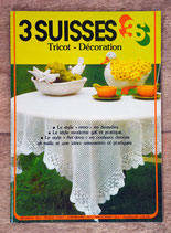 Magazine 3 Suisses Tricot et Décoration