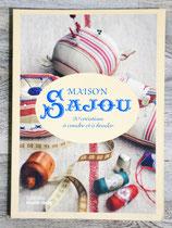 NEUF - Livre Maison Sajou 20 créations à coudre et à broder