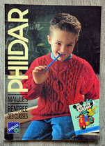 Magazine Phildar mailles n°205 - Enfants