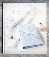 Livre L'art du boutis - Accessoires, mode et déco