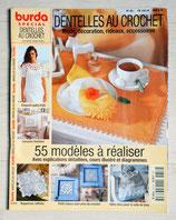 Magazine Burda spécial E612 - Dentelles au crochet