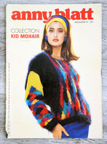 Magazine tricot Anny Blatt n°129 - Collection Kid Mohair