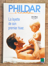 Magazine Phildar Créations n°227 - Layette hiver