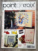 Point de croix magazine n°16 - Joyeux Noël !