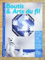 NEUF - Livre Boutis et arts du fil