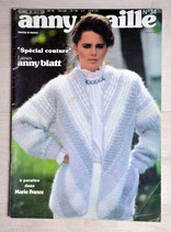 Magazine tricot Anny Maille 34 - Spécial couture