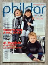 Magazine Phildar n°022 Pitchoun - Automne-hiver