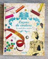 Livre Leçons de couture, le savoir-faire retrouvé