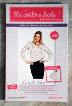 Patron Ma couture facile ! n°8 - La veste Eden