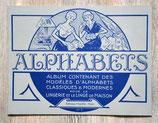 NEUF - Livret Alphabets à broder n°1 (Vintage)