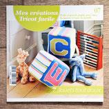Livre Mes créations Tricot facile 07 - 7 jouets tout doux