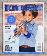 Magazine couture Knippie n° 4 de août-septembre 2015