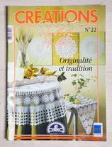 Magazine Créations crochet 22 - Originalité et tradition