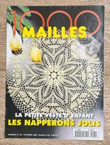 Magazine 1000 Mailles 181 - Octobre 1996