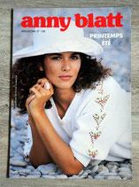 Magazine tricot Anny Blatt n°138 - Printemps-été