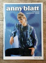 Magazine tricot Anny Blatt 195 - Automne-hiver