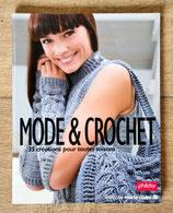 Livre Mode & Crochet - 35 créations pour toutes saisons
