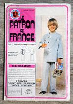 Pochette Le patron de France n°2332 - Pyjama enfant (Vintage)