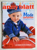 Magazine tricot Anny Blatt HS2 - Mode enfantine